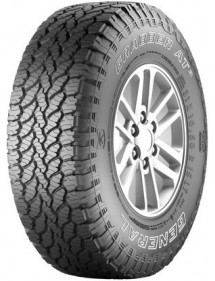 Anvelopa ALL SEASON 265/70R16 121/118S GRABBER AT3 FR LT LRE OWL 10PR MS GENERAL TIRE